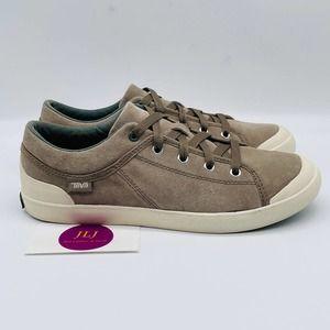 Teva Women's Freewheel Suede 2 Sneakers Size 9